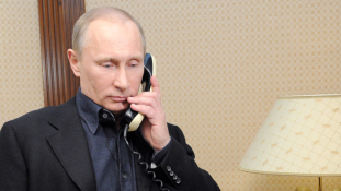 Putyin és Porosenko tárgyalt az elítéltekről