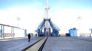 Kilakoltatják az új orosz űrközpont macskáját