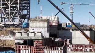 Elmaradt a ma hajnali első kilövés az új orosz űrkikötőben