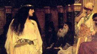 Heródes király szerelmének szobrával kapták el a csempész régészeket