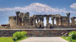Örményország, a bibliai édenkert hazája