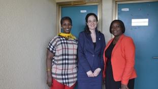 Politikusnők Ruandában I. rész