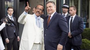 Orbán Viktor is ott volt a Ritz-Carlton megnyitóján