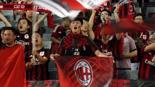 Állítólag kínaiak szemeznek az AC Milannal