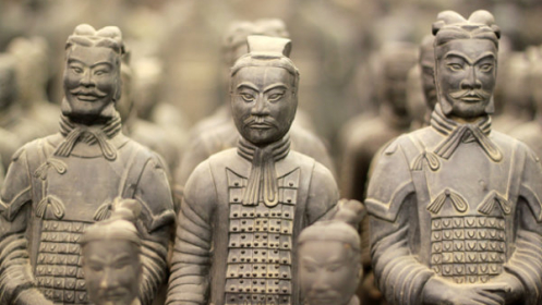 Kínai agyaghadsereg