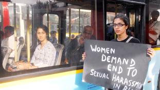 Zaklatás a nők élete Ázsiában is