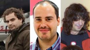 Kiszabadultak az Aleppóban tavaly elrabolt spanyol újságírók