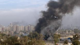 Megint öngyilkos merénylet volt Bagdadnál, sok halottal