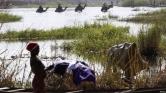 A Csád-tó környékén a legszerencsétlenebbek a menekültek