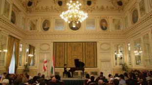 Fogadás Budapesten a grúz nemzeti ünnep alkalmából – fotók