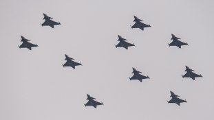 Közösen mennének a Baltikumba a V4-ek katonái
