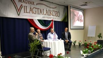 Bemutatkozott a HTCC a Magyar Világtalálkozón