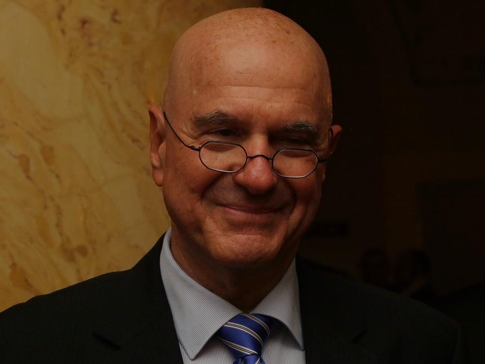 Ilan Mor nagykövet úr