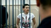 Különgépen viszik haza az ukrán pilótanőt Oroszországból