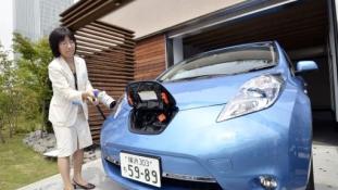 Már több elektromos töltőállomás van Japánban, mint benzinkút