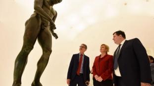 Új attrakció az Adrián: megnyílt az ókori görög atléta múzeuma