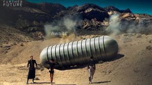 Itt a gazdagok Burning Man-je
