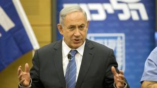 Netanjahu tárgyalna az arab békekezdeményzésről