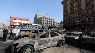 Merényletek Bagdadban: a célkeresztben síita zarándokok