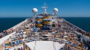 Costa Concordia ide vagy oda, egyre népszerűbbek a tengeri hajóutak