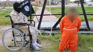 Az Iszlám Állam kerekesszékes hóhérjától rettegnek Líbiában