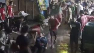 Az úton hagyták a megvert brit családot Thaiföldön