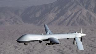 Drón végzett az amerikai párral, akik az Iszlám Államnak toboroztak