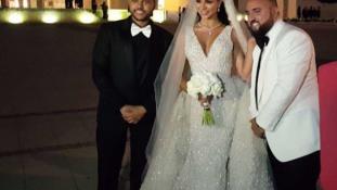Az év celebesküvője Bejrútban