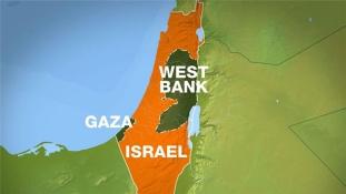 Rakéták Gázából, légicsapás Gázában