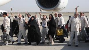 Az irániak az idén nem mennek Mekkába