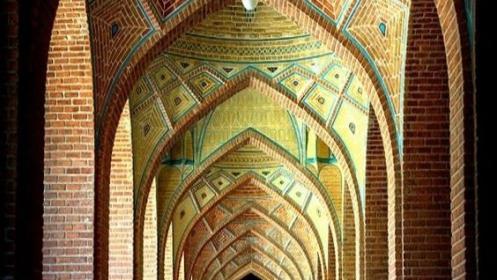 Kék mecset, Tabriz, Irán