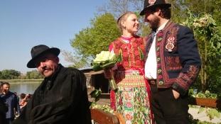 Argentin-magyar esküvő a Mediawave fesztiválon – fotók