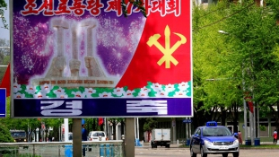 Csak elvtársaknak:  36 év szünet után pártkongresszust tartanak Észak-Koreában