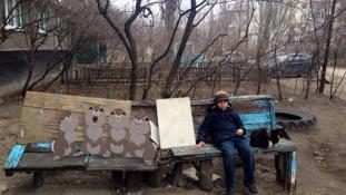 Ellepték az orosz utcákat a leghíresebb mesehősök – képek