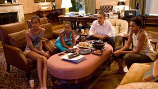 Tudjuk, hol fog lakni Obama a Fehér Ház után