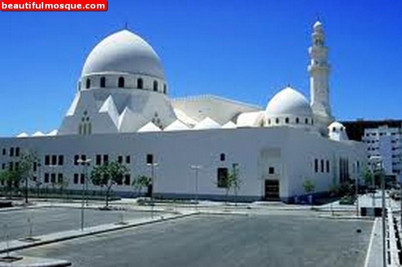 szaúd király mecset