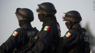 Kábítószer és korrupció: több mint 30 rendőrt vettek őrizetbe Mexikóban