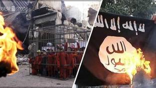 Vasketrecben égetett halálra 19 lányt az Iszlám Állam