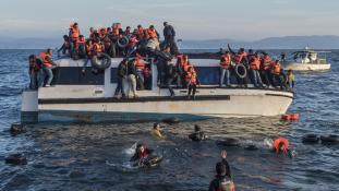 55 ezer migráns halt meg útközben az elmúlt 20 évben