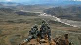 Légicsapásokba kezdtek Afganisztánban az amerikaiak