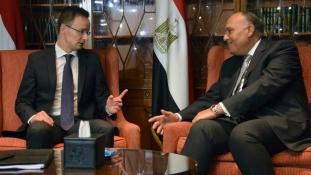 Magyar vasúti kocsik Egyiptomnak?