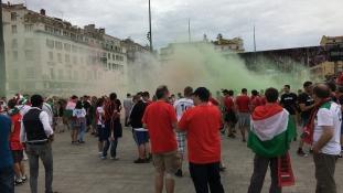 Marseille kikötőjét elfoglalták a magyarok