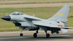 Amerikai felderítőt fogtak be kínai vadászgépek