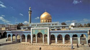 Síita szentélyeknél robbantottak Damaszkuszban