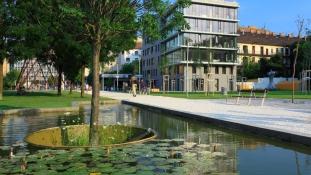 25 milliárdot ingatlanba fektetnek az MNB-alapítványok