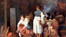 Az Ermitázsban rendeznek hatalmas kiállítást Munkácsy képeiből
