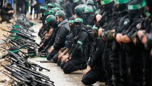 Megadta magát Izraelnek a Hamász egyik katonai parancsnoka
