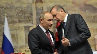 Bocsánatot kért Erdogan Putyintól