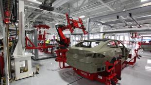 Robbanás miatt állnak a Toyota gyárai
