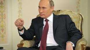 Putyin kész együttműködni Ukrajnával az európai gázszállításokban, ha…